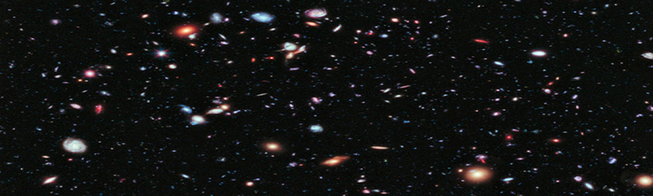 "Hubble's Extreme Deep Field telescope reveals a section of ""empty black space"""